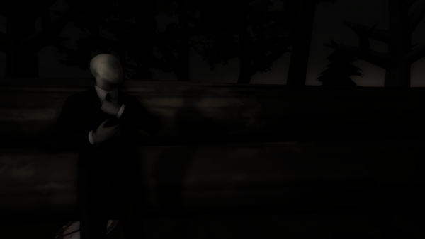 slender man wallpaper HD10