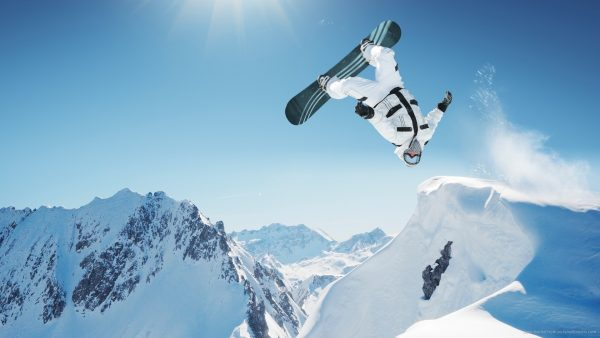 snowboarding wallpaper HD6