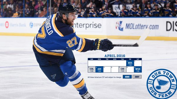 st louis blues wallpaper3