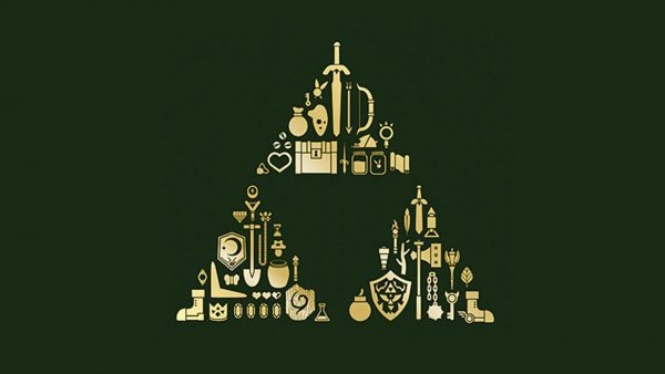 triforce wallpaper6