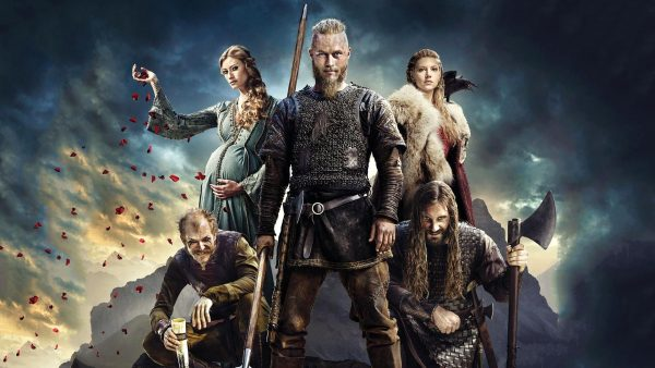 vikings papier peint HD1