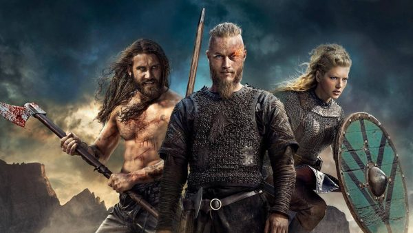 vikings papier peint HD4