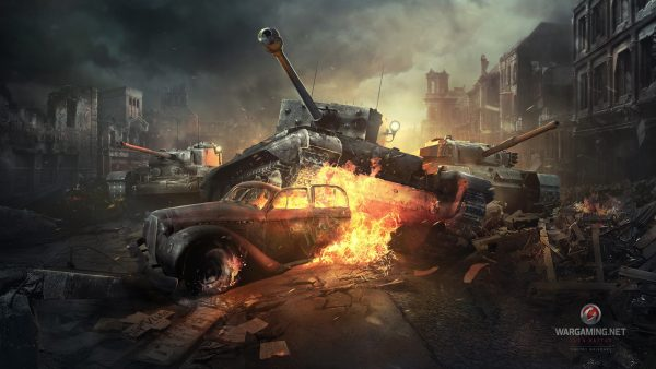 World of Tanks wallpaper10