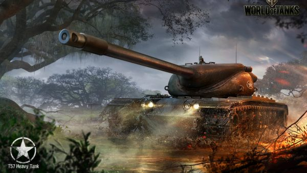 World of Tanks Tapete9