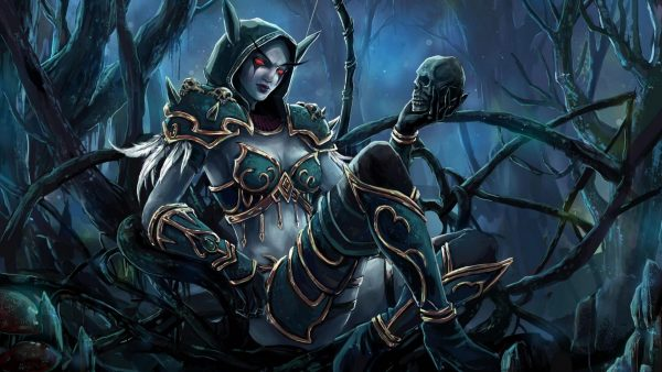 world of warcraft wallpaper hd HD4
