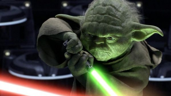 Yoda wallpaper HD1