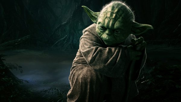 Yoda wallpaper HD2