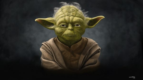 Yoda wallpaper HD3