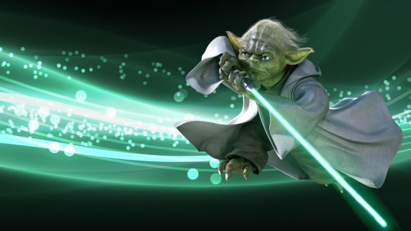 Yoda wallpaper HD5