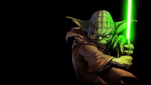 yoda tapetti HD8