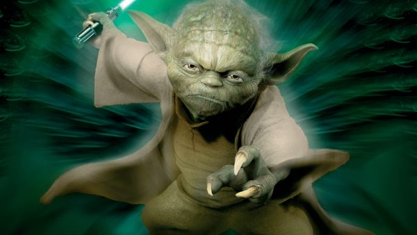 yoda tapetti HD9