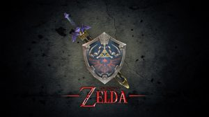 zelda iphone tapeter HD