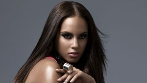 Alicia Keys behang HD