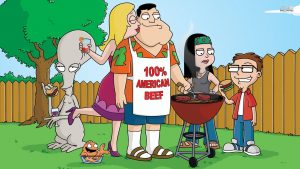 American Dad tapetti HD