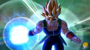 Bardock tapet HD