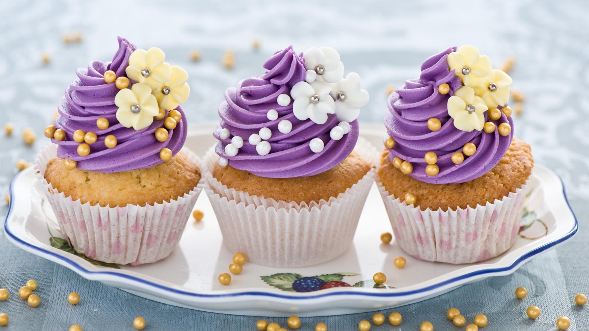 7 Cupcake Wallpapers HD7 600x338