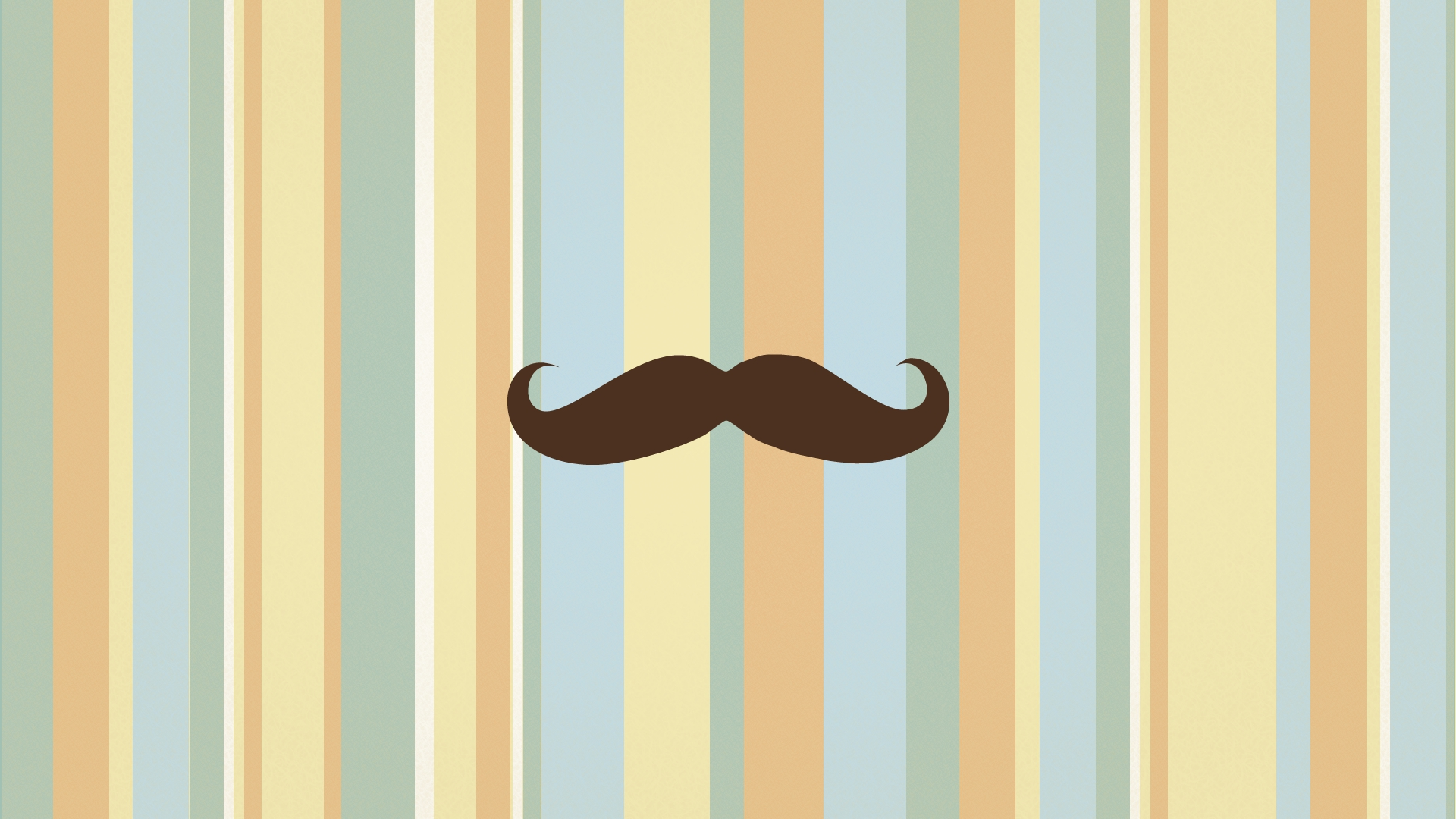 Girly mustache wallpapers
