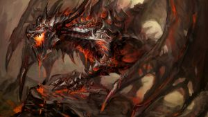 Drachen iphone Tapete HD