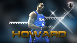 Dwight Howard tapetti HD