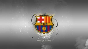 fc barcelona iphone kertas dinding HD