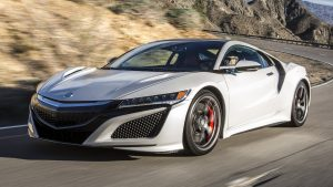 NSX tapet HD