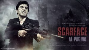 scarface taustakuvat HD