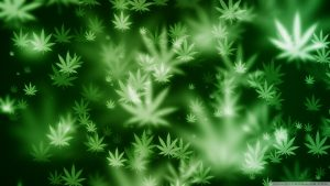 weed wallpaper voor de iPhone HD