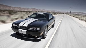 Dodge Challenger tapet
