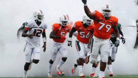 miami hurricanes wallpaper