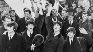 The Beatles tapet