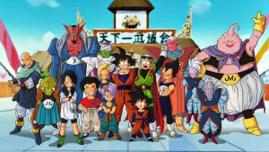 Dragon Ball Tapete