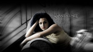 evanescence tapet