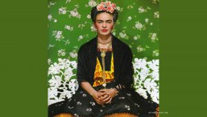 Frida Kahlo tapetti