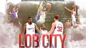 Los Angeles Clippers kertas dinding