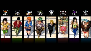 one piece wallpaper 1920×1080