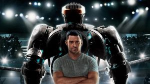real steel wallpaper