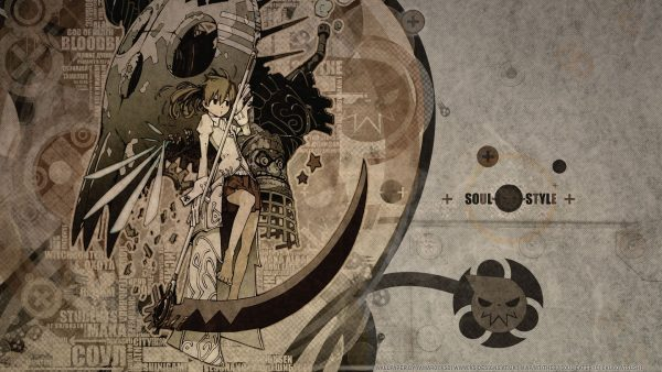 soul eater wallpaper hd4 600x338