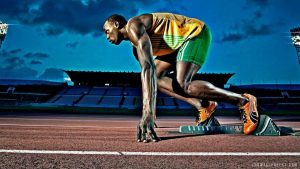 usain bolt wallpaper