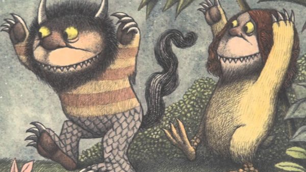 where the wild things are wallpaper10 600x338