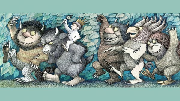 where the wild things are wallpaper9 600x338