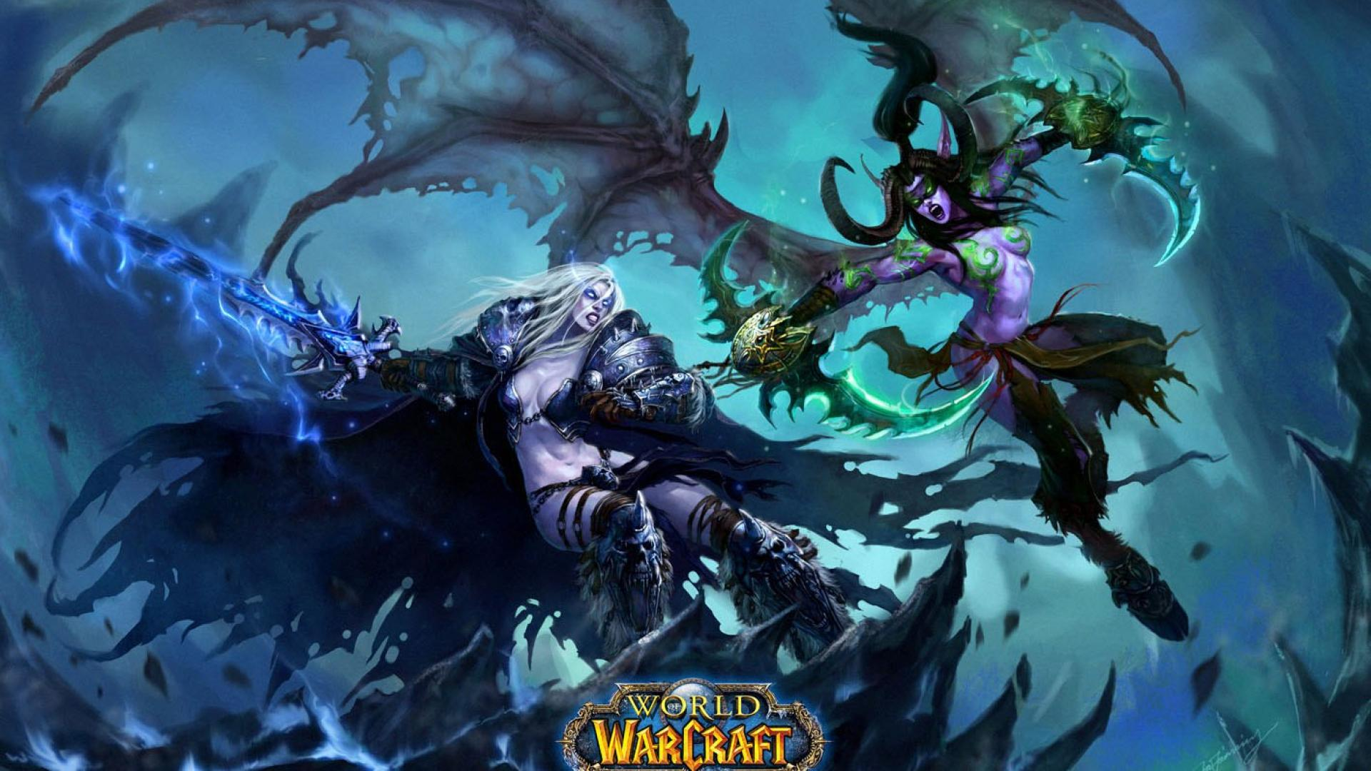 World Of Warcraft Hd Fond D'écran