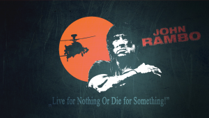 rambo wallpaper