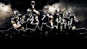 steelers hd tapet
