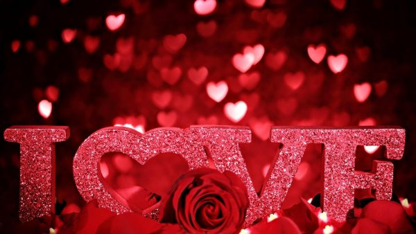 valentine screensavers wallpaper 600x338