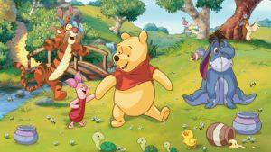 Winnie de Pooh wallpaper