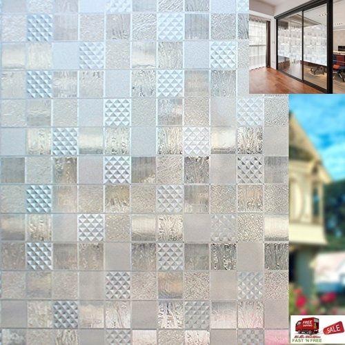 3d-Adhesive-Film-Vinyl-Roll-Privacy-Peel-Stick-Decor-Window-Glass-Door-Bathroom-Wayber-Modern-wallpaper-wp3401298