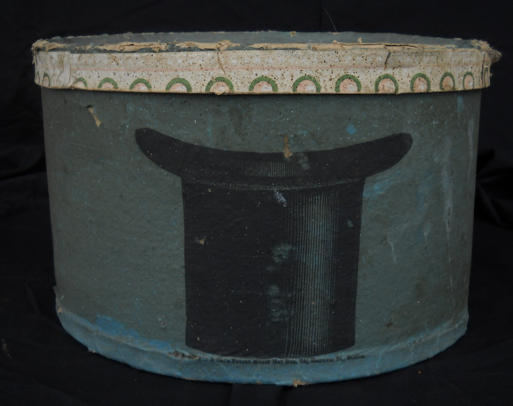 A-mid-th-century-covered-hat-box-or-bandbox-made-by-S-A-Brower-Co-s-Factory-which-w-wallpaper-wp5203675