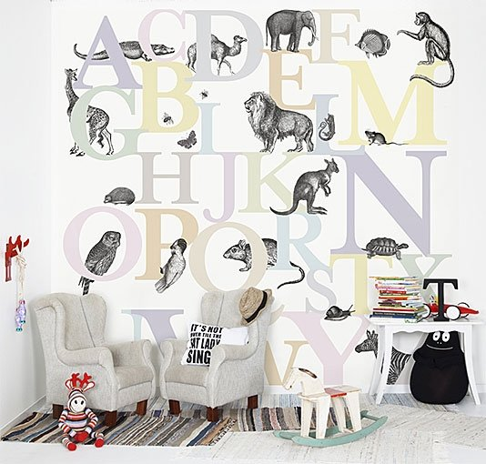 ABC-You-Wall-Panel-A-lovely-children-s-alphabet-and-animal-wall-panel-with-pastel-coloured-letters-wallpaper-wp5803260