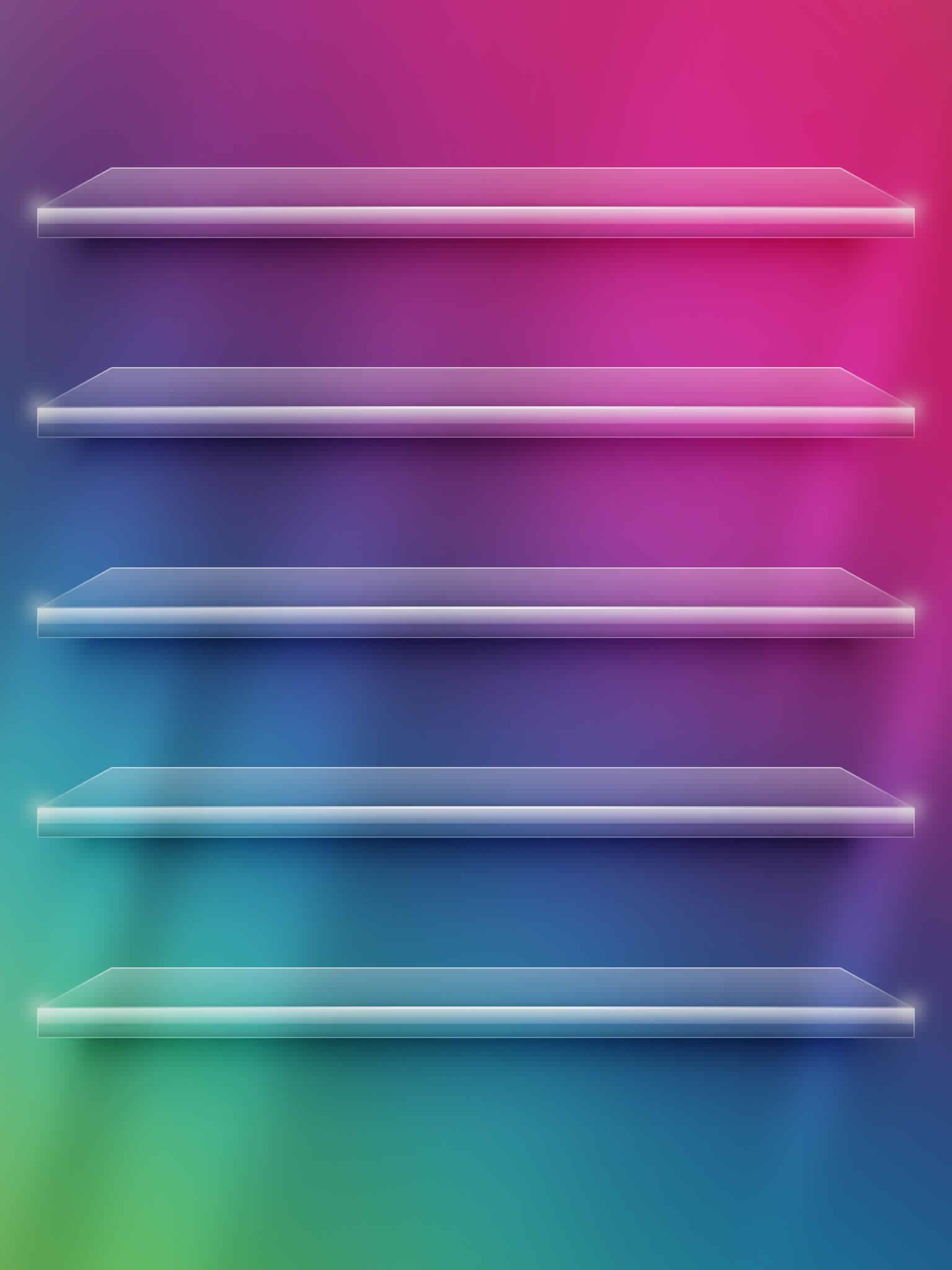 iphone ipad app shelves wallpaper downloadwallpaperorg