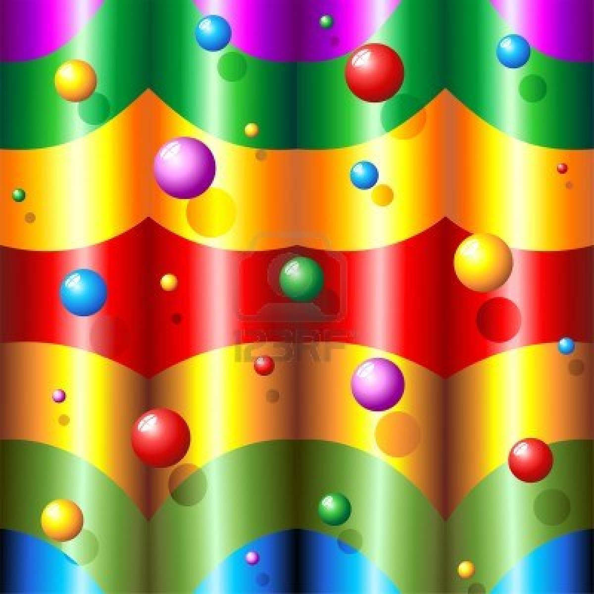 Abstract-Rainbow-Colors-and-Bubbles-Pattern-Stock-Photo-wallpaper-wp4404136